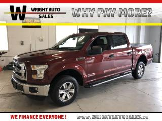 Used 2015 Ford F-150 XLT|BLUETOOTH|AIR CONDITIONING|163,213 KM for sale in Cambridge, ON