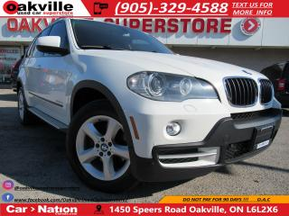Used 2010 BMW X5 xDrive30i | NAVI | PANOROOF | ACCIDENT FREE for sale in Oakville, ON