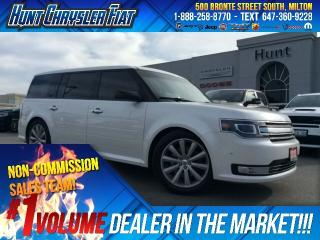 Used 2013 Ford Flex LIMITED/LEATHER/DVD/AWD/SUNROOF/NAV & MORE!!! for sale in Milton, ON