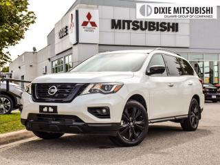 Used 2018 Nissan Pathfinder MIDNIGHT|PANO|MULTIVIEW|BLIS|PWRLIFT|CLEAN HISTORY for sale in Mississauga, ON
