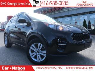 Used 2017 Kia Sportage LX | AWD | FACTORY WARRANTY | for sale in Georgetown, ON