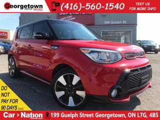 Used 2016 Kia Soul SX | SPECIAL EDITION (SE) | CLEAN CARPROOF | for sale in Georgetown, ON