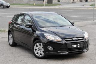 Used 2012 Ford Focus for sale in Scarborough, ON