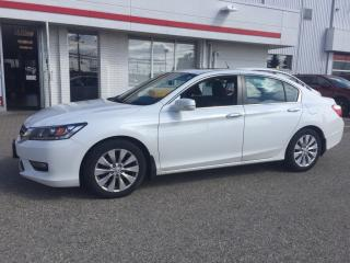 Used 2015 Honda Accord EX-L Bluetooth, Back Up Camera, Heated Seats and more! for sale in Waterloo, ON