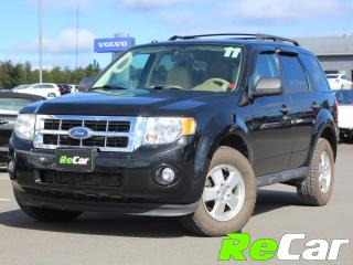 Used 2011 Ford Escape XLT Automatic 4X4 | HEATED LEATHER | ONLY 62/WK TAX INC. $0 DOWN for sale in Fredericton, NB