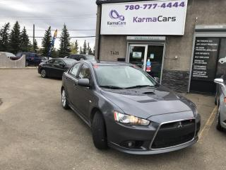 Used 2009 Mitsubishi Lancer Sportback Ralliart for sale in Edmonton, AB