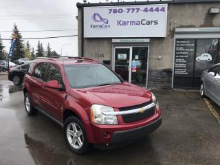 Used 2006 Chevrolet Equinox LT for sale in Edmonton, AB