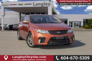 Used 2011 Kia Forte Koup 2.0L EX <B>*LOCAL BC *SINGLE OWNER<B> for sale in Surrey, BC