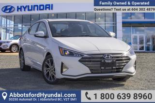 New 2019 Hyundai Elantra Luxury for sale in Abbotsford, BC