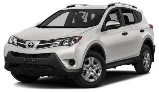 Used 2014 Toyota RAV4 LIMITED  for sale in Brampton, ON