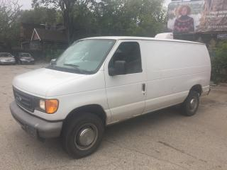 Used 2005 Ford E250 for sale in Toronto, ON