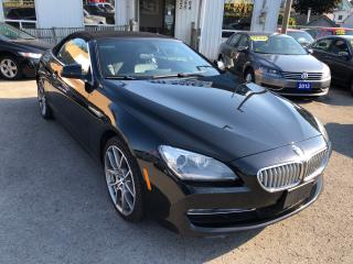 Used 2012 BMW 6 Series 650i for sale in St Catharines, ON