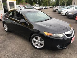 Used 2009 Acura TSX TECH PKG/ AUTO/ NAVI/ BACKUP CAM/ LEATHER/ SUNROOF for sale in Scarborough, ON