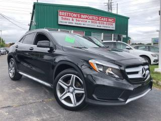 Used 2015 Mercedes-Benz GLA 250 GLA 250 4Matic  Nav for sale in Burlington, ON