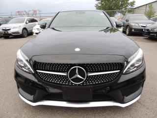 Used 2016 Mercedes-Benz C450 AMG, NAVI, BACK UP CAMERA, ALLOYS for sale in Mississauga, ON