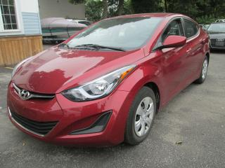 Used 2016 Hyundai Elantra GL-***BALANCE OF NEW CAR WARRANT*** for sale in Scarborough, ON
