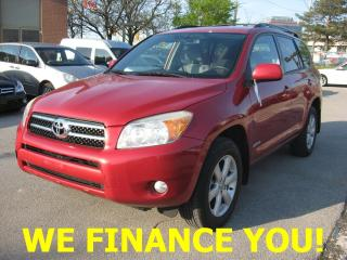 Used 2008 Toyota RAV4 LIMITED  for sale in Toronto, ON