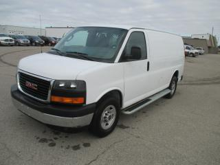 Used 2017 GMC Savana 2500 135 INCH W/BASE. for sale in London, ON