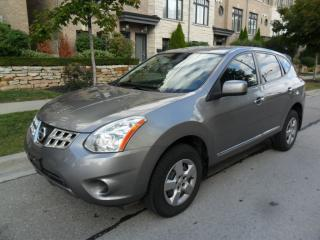 Used 2013 Nissan Rogue SV, BLUETOOTH, NAVIGATION, CERTIFIED for sale in Toronto, ON