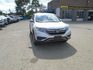 Used 2015 Honda CR-V SE for sale in North York, ON