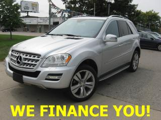Used 2011 Mercedes-Benz ML 350 ML 350 BlueTEC for sale in Toronto, ON