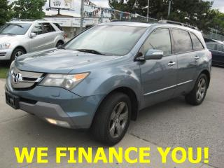 Used 2007 Acura MDX Elite Pkg for sale in Toronto, ON
