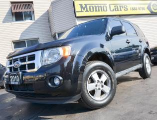 Used 2010 Ford Escape XLT! Power Driver Seat! Only $105/Bi-weekly! for sale in St. Catharines, ON