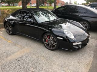 Used 2011 Porsche 911 Carrera C4S CABRIOLET for sale in Toronto, ON