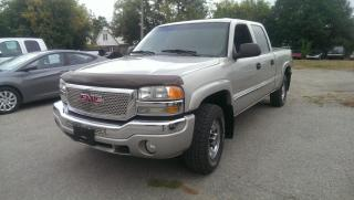 Used 2006 GMC Sierra 1500 SLE 8'BOX for sale in Cambridge, ON