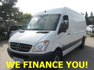 Used 2013 Mercedes-Benz Sprinter EXT for sale in Toronto, ON