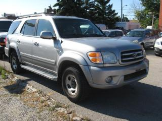 Used 2003 Toyota Sequoia Limited for sale in Toronto, ON