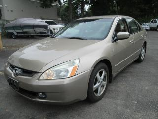 Used 2004 Honda Accord EX-L for sale in Scarborough, ON