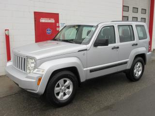 Used 2011 Jeep Liberty Sport for sale in Calgary, AB