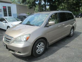 Used 2007 Honda Odyssey EX-L for sale in Scarborough, ON