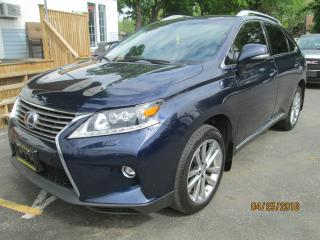 Used 2015 Lexus RX 450h LEATHER for sale in Scarborough, ON