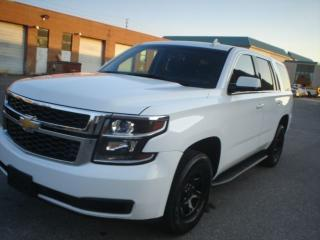 Used 2016 Chevrolet Tahoe 4x4,ex police,accident free for sale in Mississauga, ON