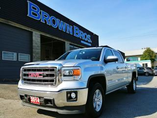 Used 2014 GMC Sierra 1500 SLE for sale in Surrey, BC
