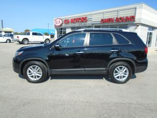 Used 2015 Kia Sorento LX for sale in Owen Sound, ON