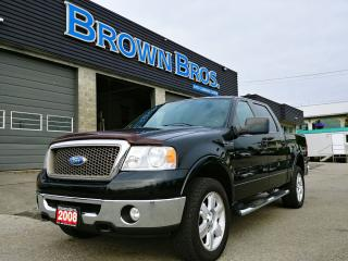 Used 2008 Ford F-150 Lariat for sale in Surrey, BC