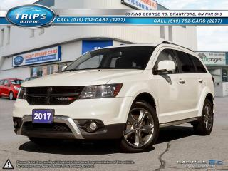 Used 2017 Dodge Journey Crossroad for sale in Brantford, ON