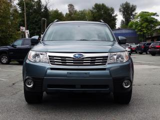 Used 2010 Subaru Forester X Limited for sale in Port Moody, BC