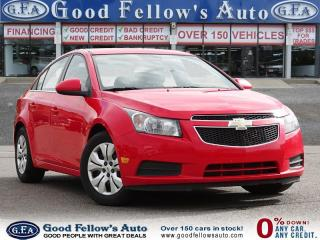 Used 2014 Chevrolet Cruze SPECIAL PRICE OFFER FOR 1LT MODEL ...! for sale in Toronto, ON