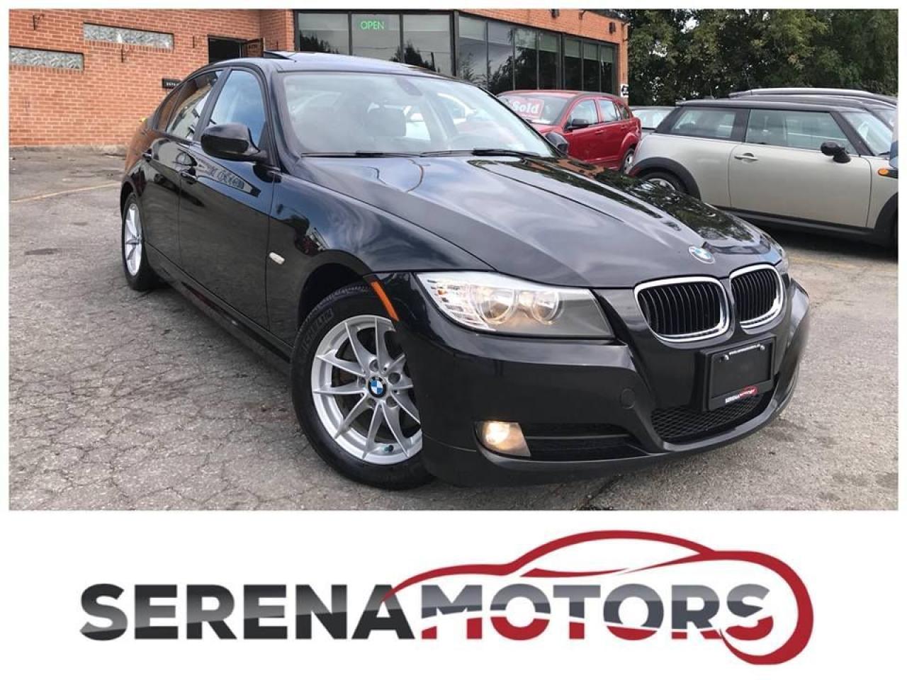 2011 BMW 3 Series 323i | LEATHER | SUNROOF | BLUETOOTH | 6 SPEED