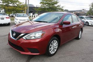 Used 2016 Nissan Sentra SV | BACKUP CAMERA | HEATED SEATS | BLUETOOTH for sale in Toronto, ON