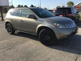 Used 2004 Nissan Murano SL for sale in Woodbridge, ON