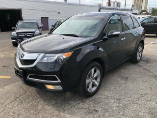 Used 2012 Acura MDX Tech for sale in North York, ON