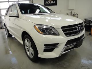 Used 2015 Mercedes-Benz ML-Class ML 350 BlUETEC,360 CAM,NAVI,NO ACCIDENT for sale in North York, ON