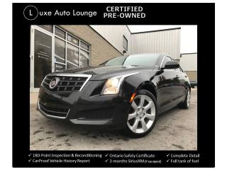 Used 2014 Cadillac ATS AWD for sale in Orleans, ON