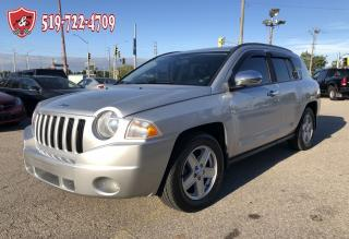 Used 2009 Jeep Compass 4X4/NO ACCIDENT/CERTIFIED/WARRANTY for sale in Cambridge, ON