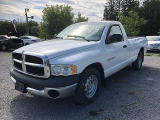Used 2005 Dodge Ram 1500 LOW KMS for sale in Stouffville, ON